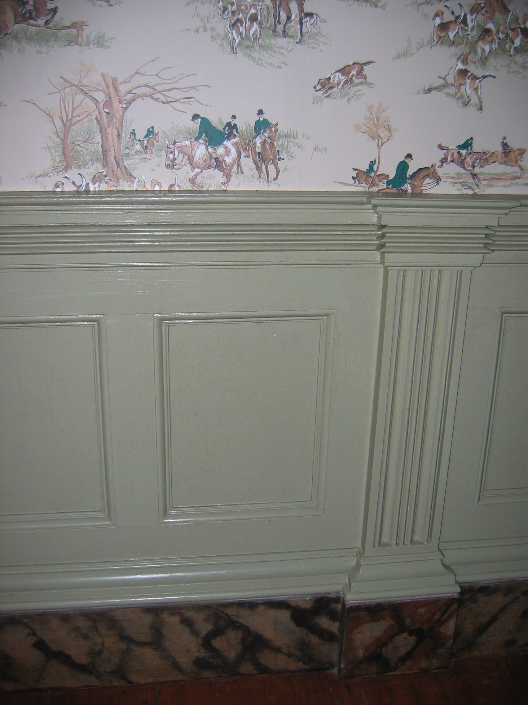 Colonial Wall Paneling : Colonial williamsburg foundation « life and real estate on