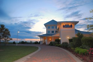 Aqua Restaurant at Cape Charles offers fine and casual dining on the Chesapeake Bay