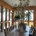 Pickets Harbor Screened Porch