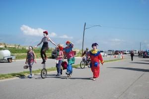 Cape Charles July 4th Parade 2013