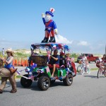 5c Cape Charles July 4th Parade