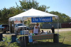 Harvest Fest Winery Tent