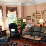 Evans family room