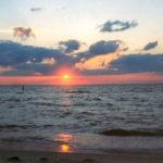 cape charles beach sunset horizontal 5-20-04