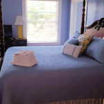 Blue Queen Bed (1)