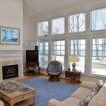 Dolphin Doorway livingroom