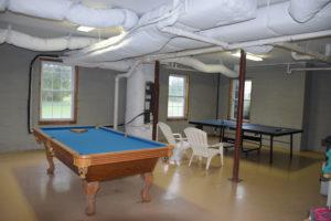 Harris basement